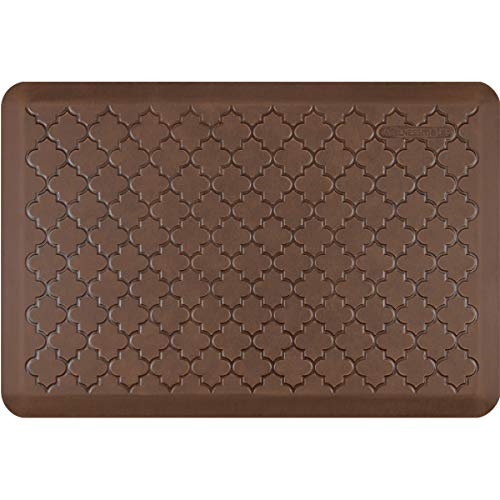 WellnessMats Trellis Anti-Fatigue, Comfort & Support Mat - N