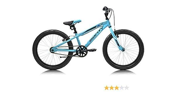 Monty 105 Bicicleta, Unisex niños, Azul, Talla Única: Amazon.es ...