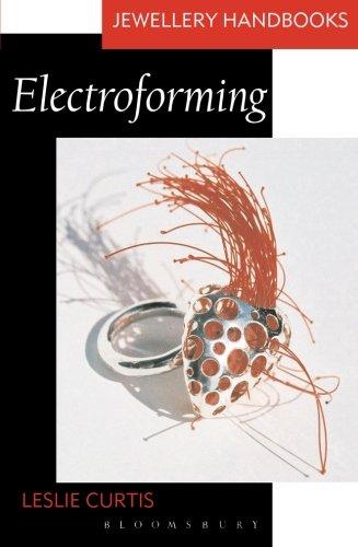 Electroforming (Jewellery Handbooks (Paperback))