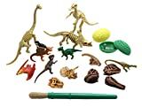Dinosaur Dig Excavation Sensory Bin Toy - Dino skeleton, fossil Game, digging for dinosaur bones