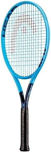 Head Graphene 360 インスティンクト MP テニスラケット (2019年版) ストリングカラー 銀 String 4 1/2 Inch Grip