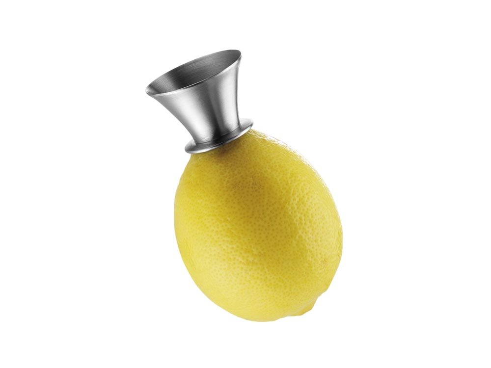 Leopold Vienna Lemon juicer, Stainless Steel, Silver, 40 x 75 mm Bredemeijer Group LV00438