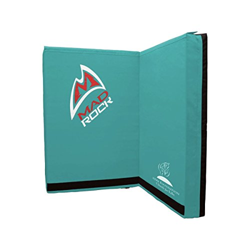 Mad Rock HERA Mad Pad Crash Pad Hera Blue, One Size by Mad Rock