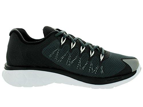 Jordan vuelo Runner 2 zapatos corrientes de Tamaño Black/White/Anthracite