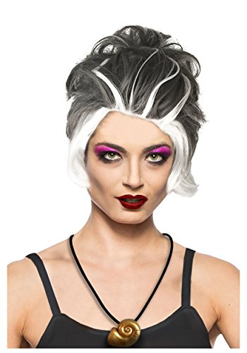 Women's Disney The Little Mermaid Ursula Wig