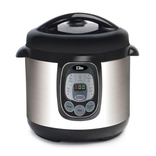 elite-platinum-epc-807-maxi-matic-8-quart-electric-pressure-cooker-stainless-steel