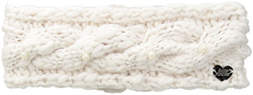 Betsey Johnson Women's Pearly Girl Headband, Ivory, One ()