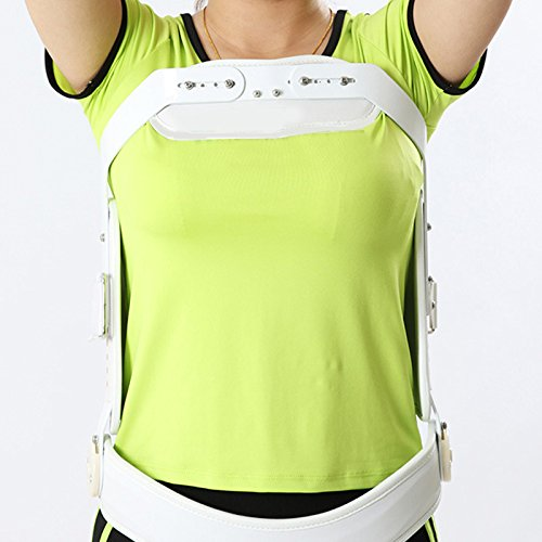 Genmine Spinal Lumbar Fracture Hyperextension Back Brace Thoracic Medical Orthotics Spine Fixation Lumbar Thoracolumbar Brace by Genmine