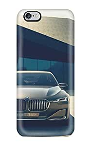 High-end Case Cover Protector For Iphone 6 Plus(bmw Vision Future Luxury Car)