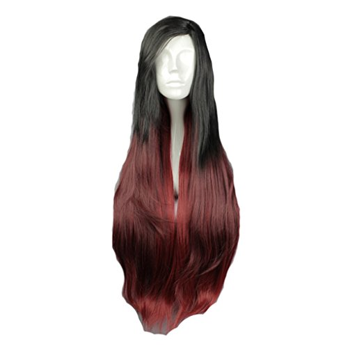 Katarina Lol Cosplay Costume (League of Legends katarina cosplay costume wig)