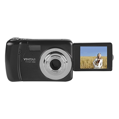 Vivitar 20.1 MP Digital Camera with 1.8″ LCD, Colors and Style May Vary
