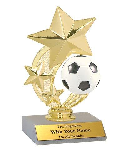 Soccer Trophy - 6