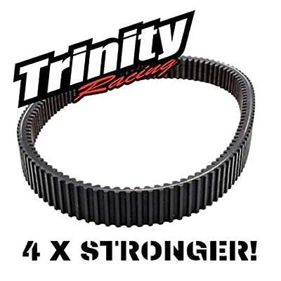 Can-Am Maverick SandStorm Drive Belt fits 2013-2020 Maverick/Max 1000 all models by Trinity Racing: Automotive