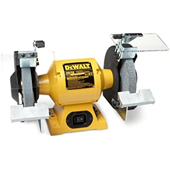 Dewalt Dw758r 8 Inch Bench Grinder Certified Refurbished