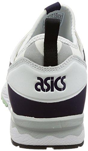 Unisex Ns white Black lyte Zapatillas Adulto Gel V Asics Blanco xnq48wHXwt