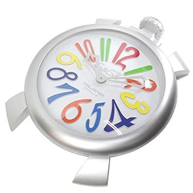 brand new 69945 b0330 Amazon.co.jp: ガガミラノ GaGa MILANO 壁掛け時計 ウォール ...