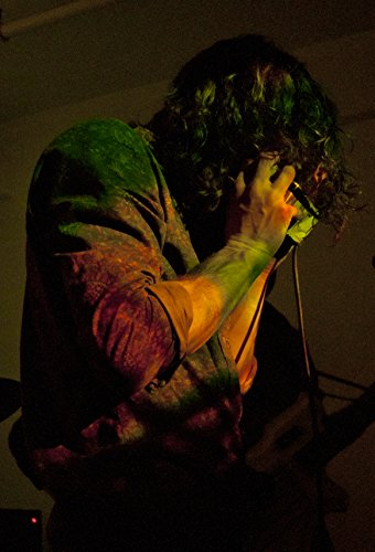 Flickr Tags: sleepy sun psych psychedelic rock music concert long hair musician dtla think tank - Galls Sun