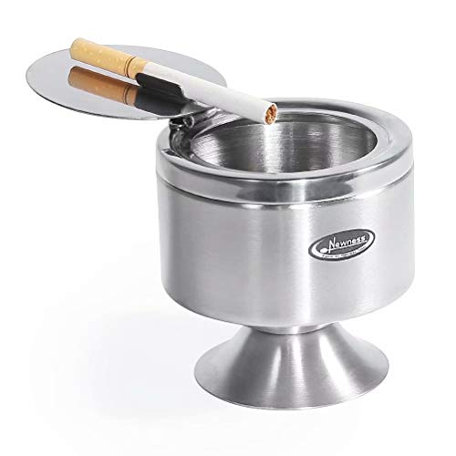 Newness Ashtray Detachable Stainless