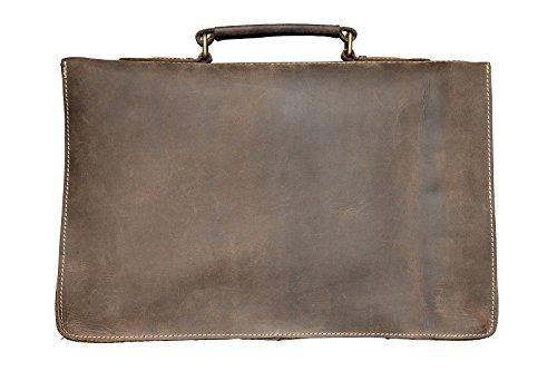Buffal Bags , Sac à main pour femme Marron marron taille unique