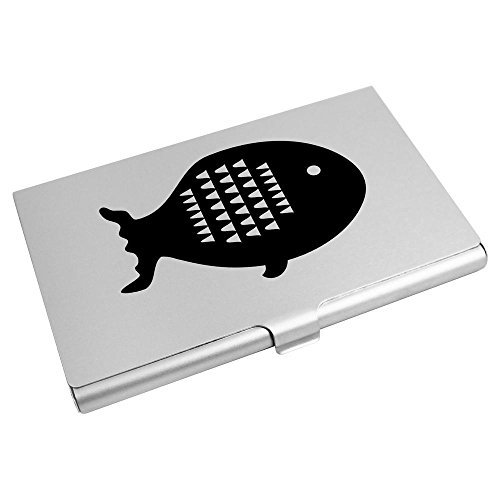 Holder Wallet 'Scaly Business Card Azeeda CH00009781 Fish' Card Credit Hg0nqP1