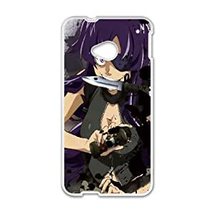 HTC One M7 Cell Phone Case Future Diary Case Cover PP8P299208