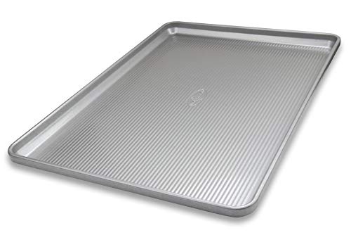 USA Pan 1056HS-1 Bakeware Heavy Duty Nonstick Extra Large Sheet Pan
