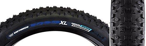 Vee Rubber Snowshoe Xl Fat Bike Tire: 26' X 4.8' 120 Tpi Folding Bead Silica Compound, Black