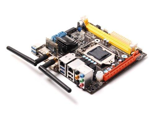 2RA2783 - Zotac H87ITX-A-E Desktop Motherboard - Intel H87 Express Chipset - Socket H3 - Professional Intel Motherboard