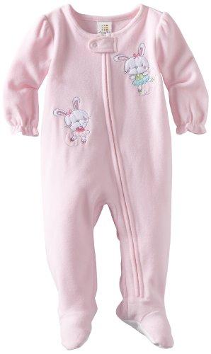 ABSORBA Baby Girls' Girls' Blanket Sleeper