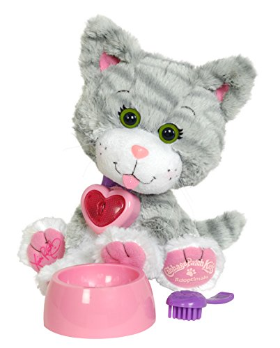 - Cabbage Patch Kids Adoptimals - Plush Pet Cat (Grey Stripe Kitty)