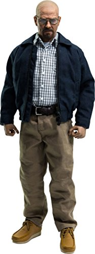 Breaking Bad Heisenberg 1/6 Scale PVC Painted Movable Figure by -