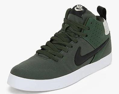 22329a685d Nike Mens Liteforce Iii Dark Green Sneakers