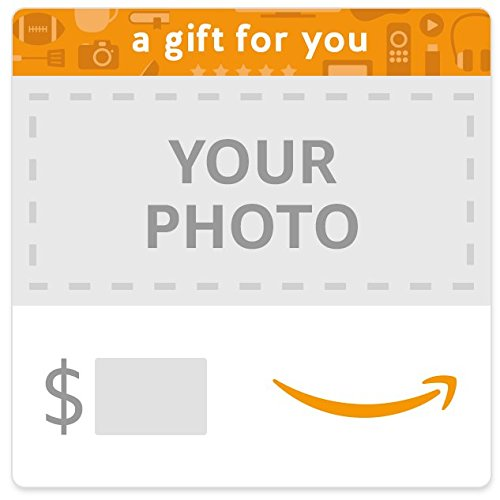 Amazon eGift Card - Upload Your Photo - Shopping Icons
