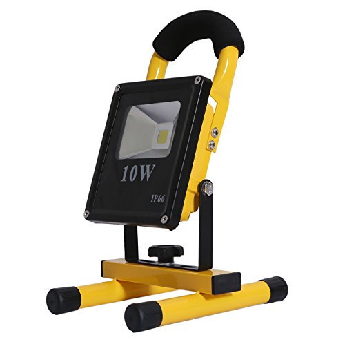 Portable Industrial Flood Lights - 8