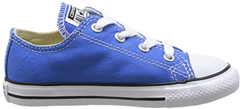 mode Season Blue Ox Bleu mixte enfant Converse Ctas Electric Baskets 5Iaq6qH