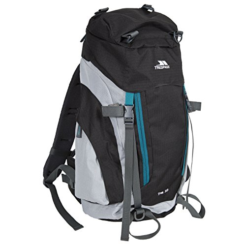 Trespass Trek 33 Rucksack/Backpack (33 Liters) (One Size) (Ash) (Trespass Pack)