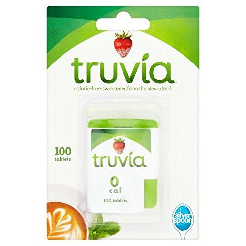 Truvia Sweetener Tablets 100Per Pack