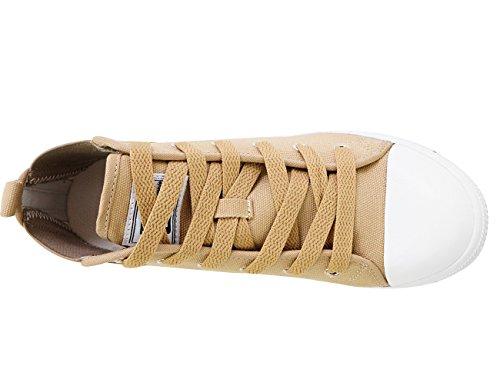 Mnx15 Femmes Ascenseur Chaussures Hauteur Augmentation 2,7 Pols Beige Beige