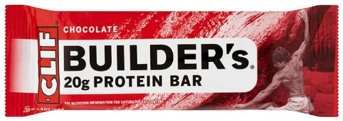 Cliff Bar Builder Chocolate 2 40 Ounce