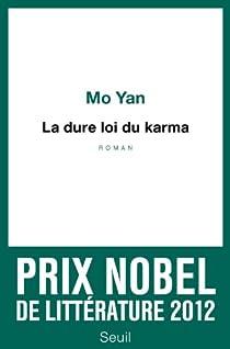 La dure loi du karma par Yan