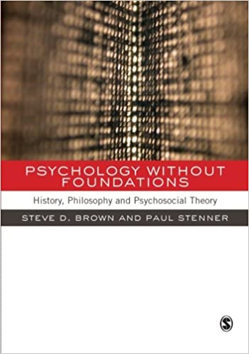 Ebook download gratuito Psychology without Foundations