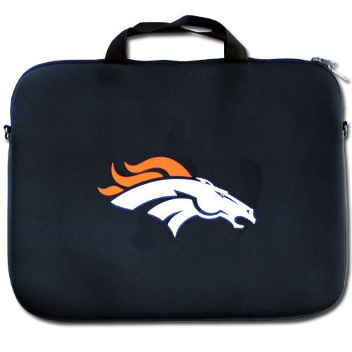 Broncos Denver Laptop - NFL Denver Broncos Neoprene Laptop Bag