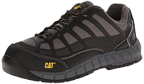 Caterpillar Women's Streamline Comp Toe Work Shoe, Grey, 7.5 M US