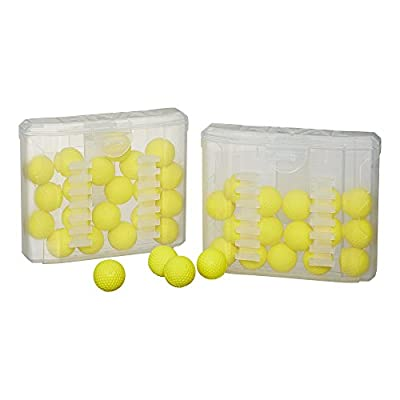 Nerf Rival 20-Round Battle Cases: Toys & Games