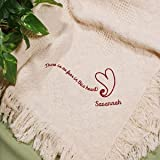 No Fear in This Heart Chemotherapy Afghan