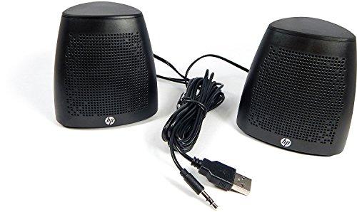 HP Black S3100 USB Powered Speaker V3Y47AA