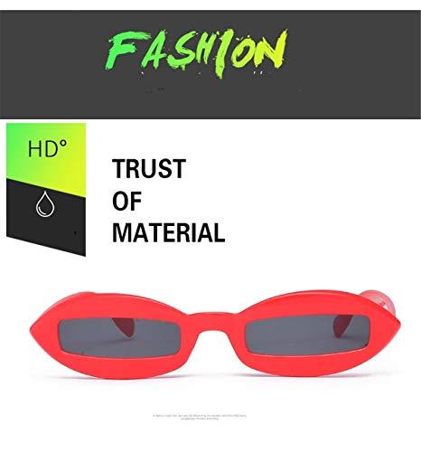 Pequeño Gray Y Gafas De Unisex Marco Americano Gafas Raqueta De Moda Sol Sol Calle De Europeo BX7Z8wqdX