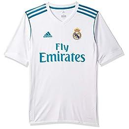 adidas Real Madrid Domicile Maillot à Manches Courtes Garçon