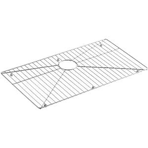 Kohler K-6644-ST Vault/Strive Stainless Steel Sink Rack for K-3821 and K5285 Kitchen Sinks