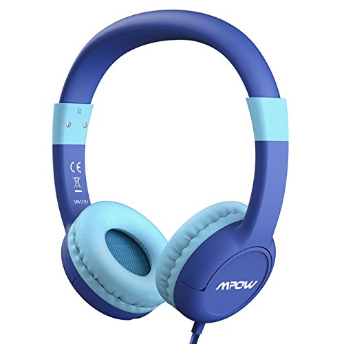 Mpow Kids Headphones with [Mic & Volume] Control, 85dB Volume Limited...